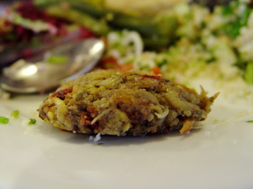 Steamed Sprouted Lentil Cutlets