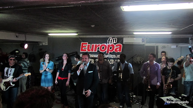 Horia Brenciu @ Garajul EuropaFM