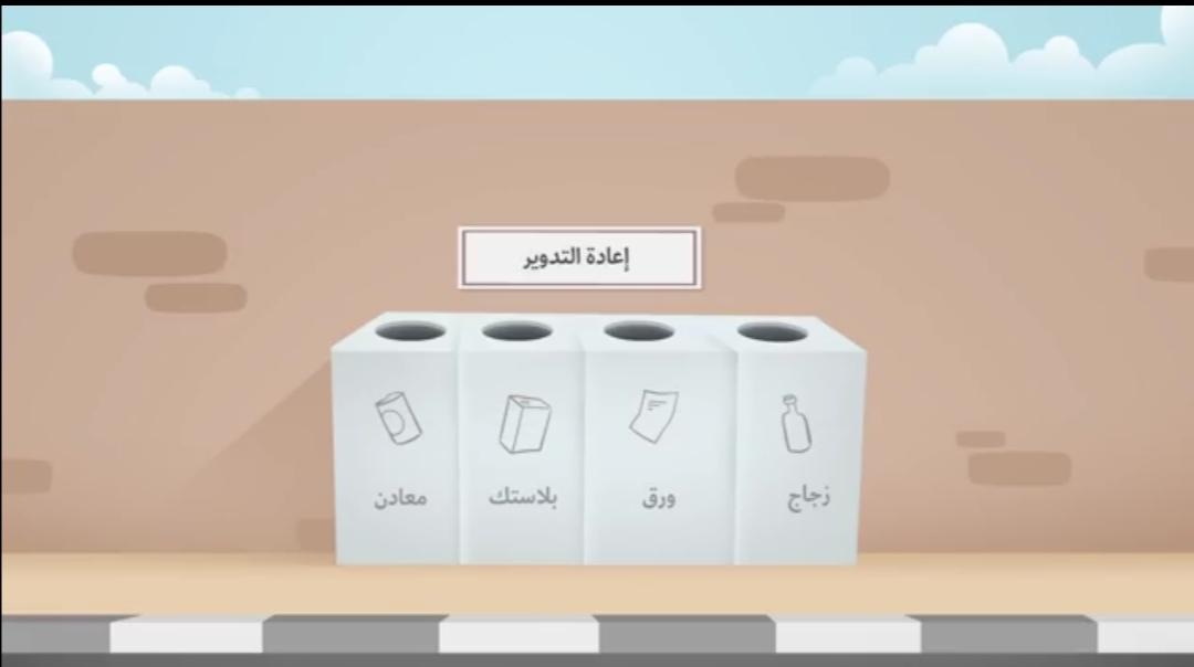 ما هو اعادة التدوير، ما معنى اعادة التدوير، ما هو رمز اعادة التدوير، أنواع إعادة التدوير