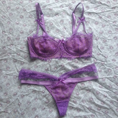Lingerie Buys- August.