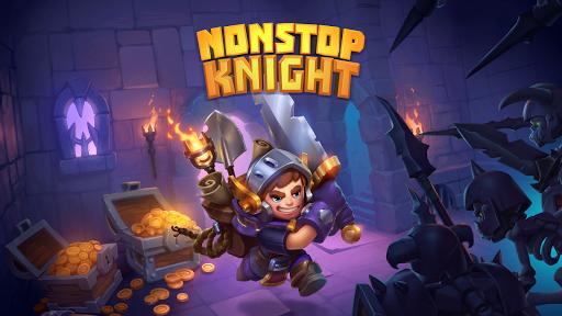 Download Nonstop Knight v2.2.0 APK MOD DINHEIRO INFINITO - Jogos Android