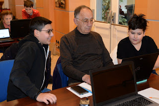CCJ- Seniors et internet