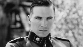 "Actor Ralph Fiennes played Amon Goeth in the movie ""Schindler's List."""