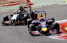 Daniel Ricciardo (Red Bull) VS Nico Hulkenberg (Force India)