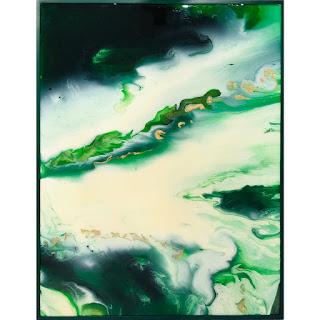Made Goods Abstract Acrylic Resin Wall Art