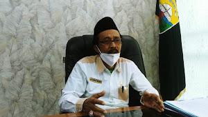 Baru Satu Minggu Dilantik Plt Sekda Muarojambi Jangning Sudah Anti Media