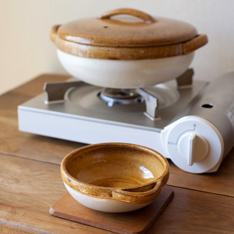 Donabe Clay Pot Cacerola L