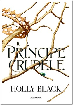 Il principe crudele cover
