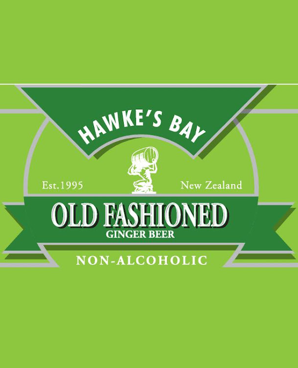Logo for Hawkes Bay Brewing Co Old Fashioned Ginger Beer