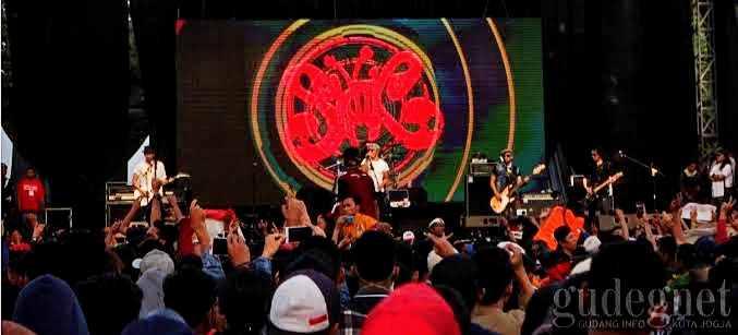 Konser ulang tahun ke-36, Slank harapkan kehadiran Presiden Jokowi!