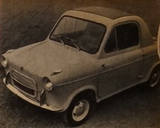 Vespa 1960 400