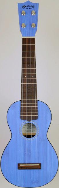 Mexicam Martin 0 xb bamboo soprano ukulele