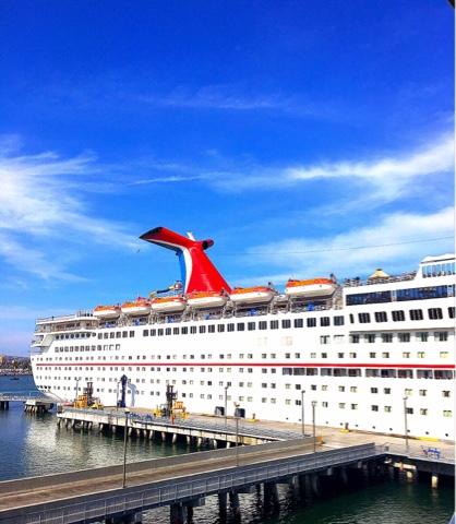 My First Cruise Experience Ensenada Mexico Life In Wanderlust - Cruise to ensenada