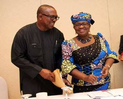 Peter Obi: Ngozi Okonjo-Iweala Cried To Governors Not To Share Money, They Did