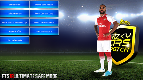 Ultimate HD Mod Apk Data by Rizky Arsenal Download FTS18 Ultimate HD Mod Apk Data by Rizky Arsenal (Unlimited Money)