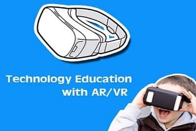 Technology Education with Virtual Reality : New Method for Limitless Potentials