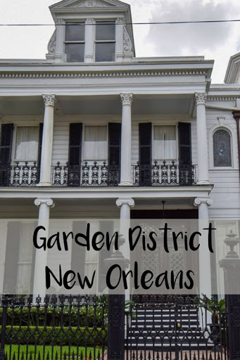 The Garden District, New Orleans