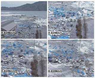 Tsunami Earthquake Japan