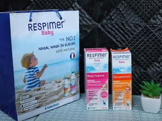 Cuci Hidung Respimer Baby Menjaga Kebersihan Rongga Hidung