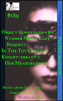 Cherish Desire: Very Dirty Stories #189, Max, erotica