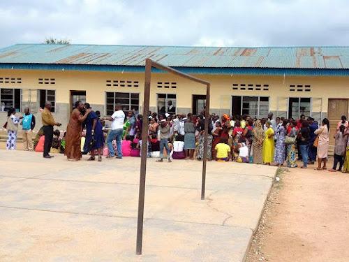 Haut-Uele : les noms de certains électeurs de Sambia affichés dans d'autres localités