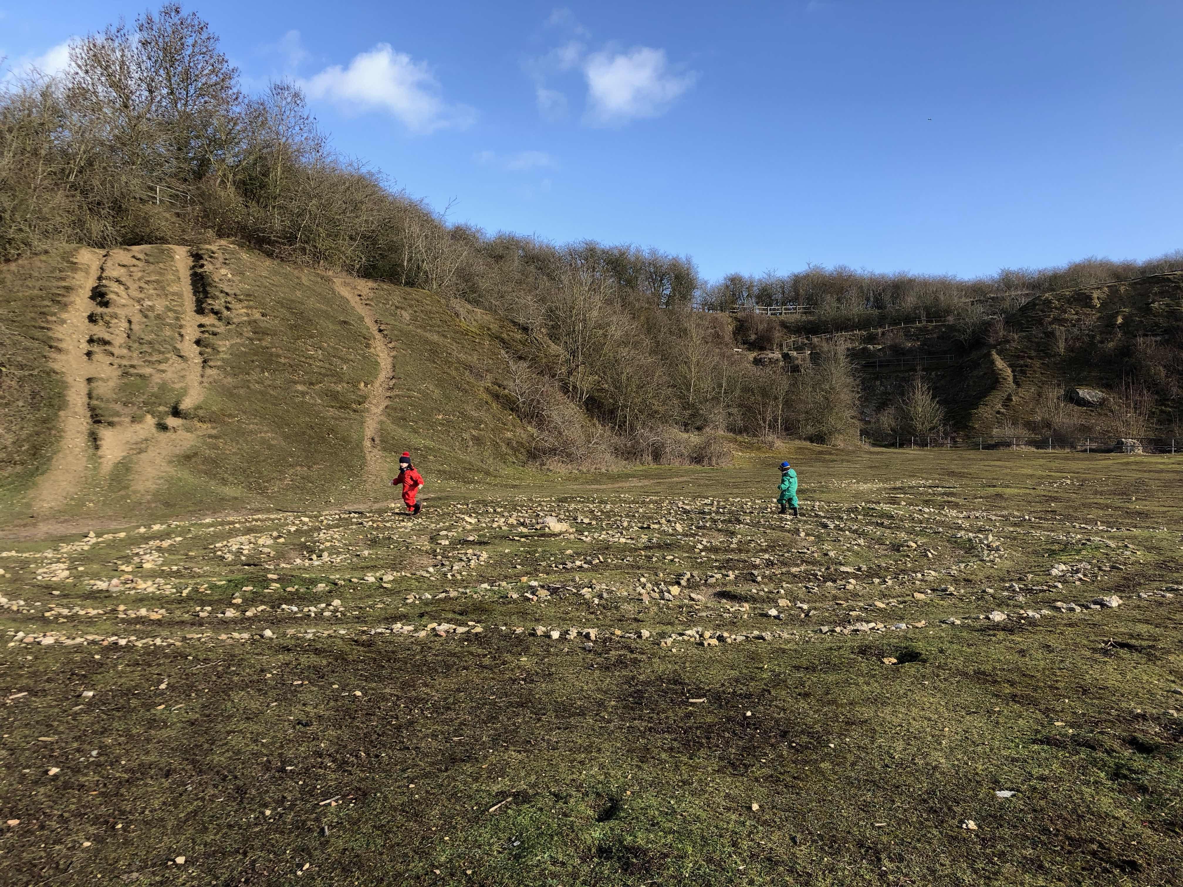 Kirtlington Quarry