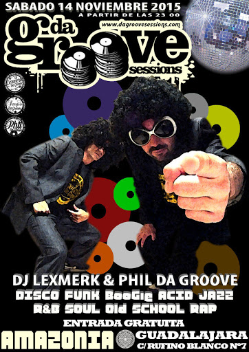 DJ Lexmerk - Da Groove Sessions Vol 1