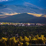 Missoula Valley Sunrise. Photo by Nelson Kenter. All Rights Reserved. Prints available at www.kenterphotography.com