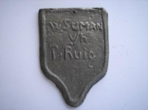 Naam: W. Suman v/h T. RuigPlaats: HaarlemJaartal: 1900