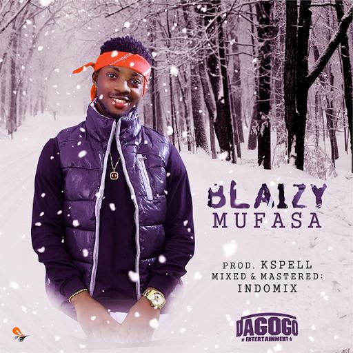 "Blaizy — ""MUFASA"""