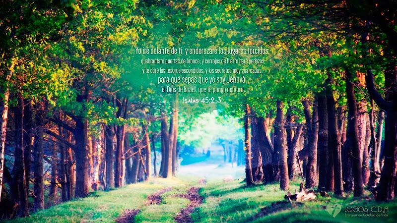 Isaías 45:2-3