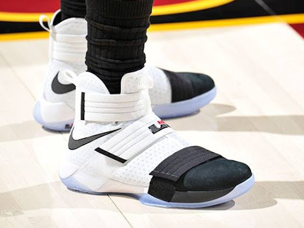 Black Toe LeBron Sodlier 10 is Slated to Launch in November