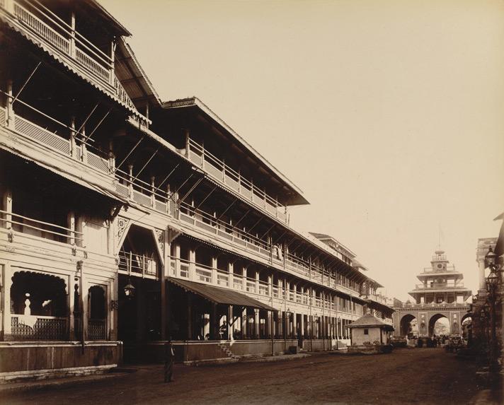 The Maharaja Palace (Sarkar Wada)