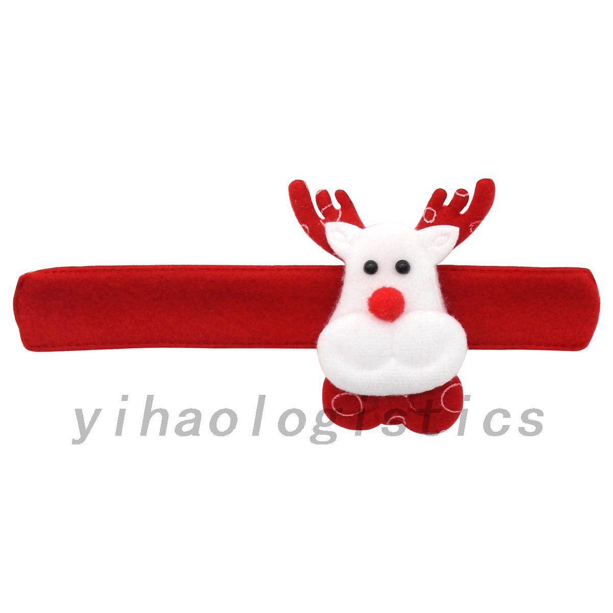 Bracelet led lumineux de no l cadeau pour enfants d coration maison jouet ebay - Cadeau de noel a vendre ...