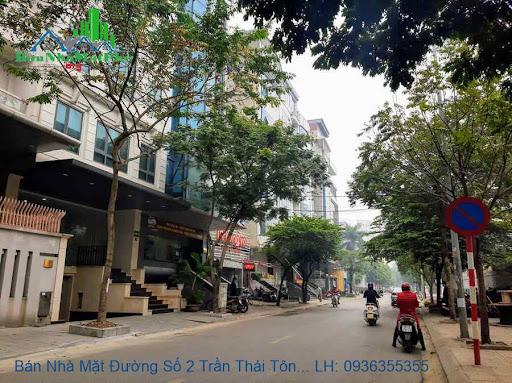 Bán nhà mặt phố Thọ Tháp, Trần Thái Tông