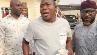BREAKING: Detained Sunday Igboho's Allies Gains Freedom