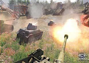 حرب الدبابات والطائرات وار ثاندر اون لاين