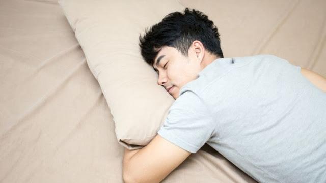 Tidur nyenyak meningkatkan kemampuan otak menjawab tes CPNS