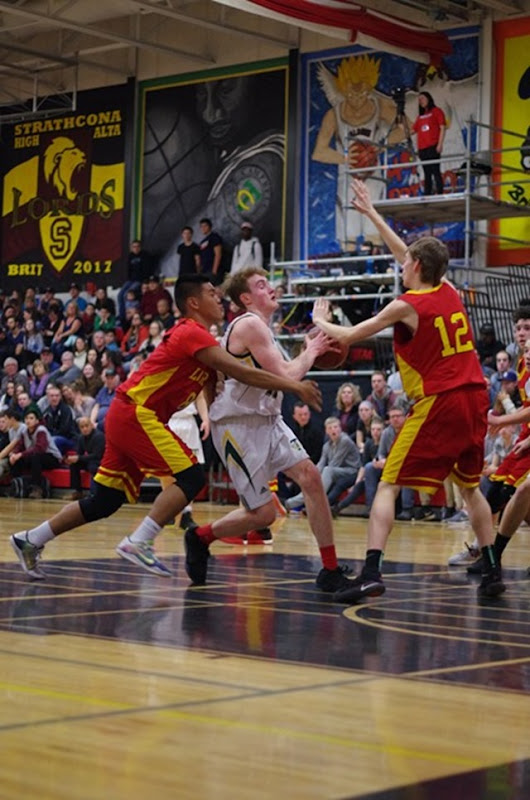 BRIT 2017: Campbell Collegiate vs. Strathcona High School