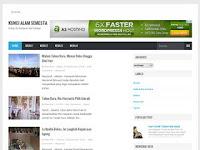 Fastest Magz v4.9 Template Responsive Gratis