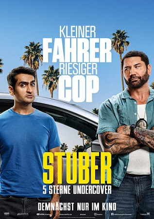 Poster Of Hollywood Film Watch Online Stuber 2019 Full Movie Download Free Watch Online 300MB