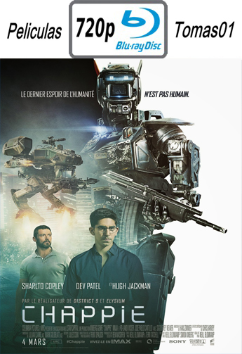 Chappie (2015) BRRip 720p
