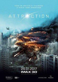 Không Gian Mê Hoặc - Attraction (2017)