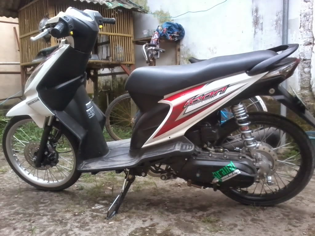 honda beat modifikasi 2013