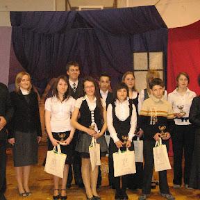 Złota dziesiątka szkoły 2009