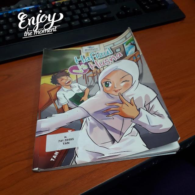 Hafizul Vs Husna oleh Tan Teck Hwa