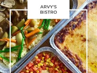 Arvy's Bistro's Yummy Food Trays