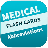 Medical Abbreviations Flash Cards icon