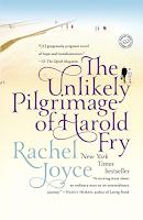 The Unlikely Pilgrimage of Harold Fry by Rachel Joyce, literary fiction, genre fiction, women's, chick lit