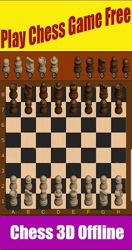 Chess 3d Offline apklade screenshots 1